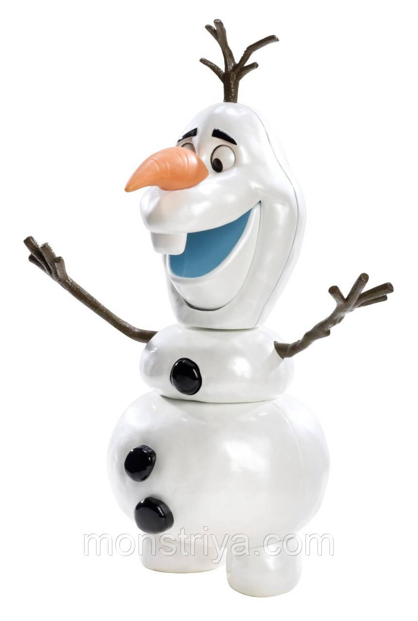Disney Frozen Снеговик Олаф Olaf интерактивный