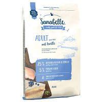 Sanabelle Adult Trout 2 кг - корм для дорослих кішок домашнього утримання (Санабель Едалт, форель)