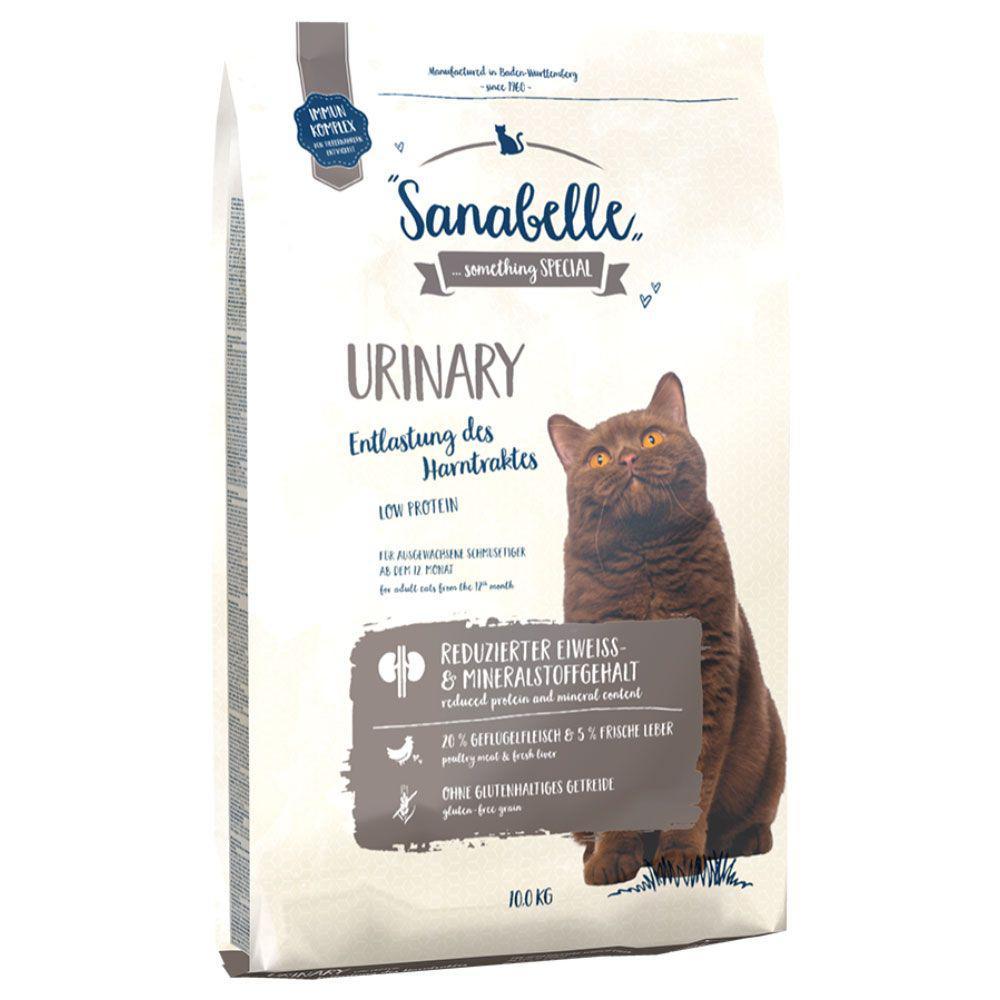 Sanabelle Urinary 2 кг - Корм для кошек с чувствительной мочеполовой системой (Санабель Уринари)