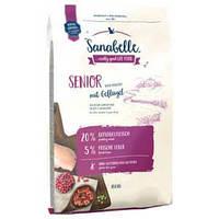 Sanabelle Senior 2 кг - корм для кішок старше 8 років (Санабель Сеньйор)