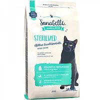 Sanabelle Sterilized 2 кг - корм для стерилізованих кішок (Санабель)