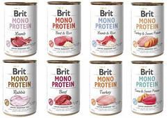 Консерва Brit Mono Protein 400г