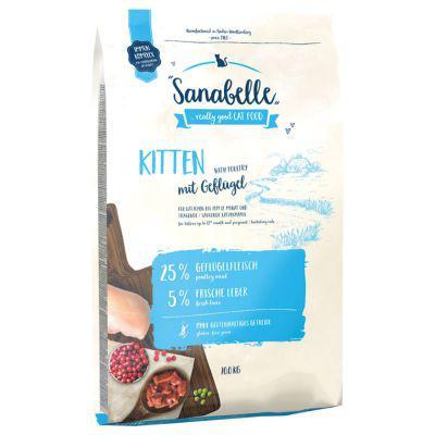 Sanabelle Kitten 2 кг - корм для кошенят (Санабель Кіттен)