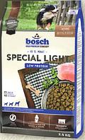 Bosch Special Light 12,5 кг - корм для дорослих собак з надмірною вагою і собак схильних до повноти