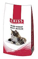 CRISS сухий корм для котів з ягням 10 кг