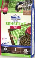 Bosch Sensitive Lamb & Rice 15 кг - корм для собак схильних до алергії (ягня рис)