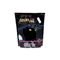 AnimАll Фиолетовый аметист 7.6 л, 3.2 кг - Силикагелевый наполнитель для кошачьего туалета