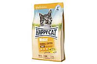 Сухий корм Happy Cat Minkas Hairball Control 10 кг для виведення грудочок шерсті для кішок, з птахом
