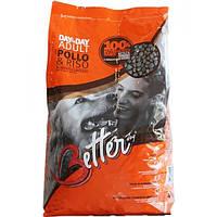 Better Adult 20 кг - сухий корм для дорослих собак з куркою і рисом