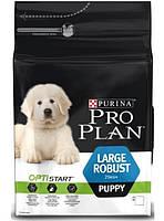 Корм Pro Plan Puppy Large Robust 12 кг для щенков крупных пород с курицей