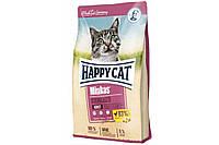 Сухий корм Happy Cat Minkas Sterilised 10 кг для дорослих стерилізованих кішок і кастрованих котів