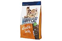 Сухий корм Happy Cat Supreme Adult Atlantik-Lachs 300 г для дорослих кішок, з лососем
