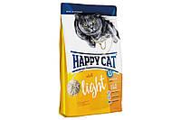 Сухой корм Happy Cat Supreme Adult Light 10 кг для взрослых кошек с избыточным весом и склонных к полноте