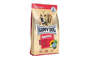 Корм Happy Dog Adult NaturCroq Active 15 кг для взрослых собак с повышенной потребностью в энергии