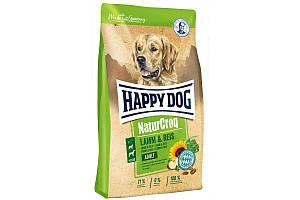 Сухий корм Happy Dog Adult NaturCroq Lamm & Reis 4 кг для дорослих собак, з ягням і рисом
