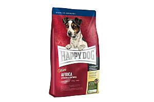 Сухой корм Happy Dog Africa 300 г для собак мелких пород от 1 до 10 кг с чувствительным пищеварением