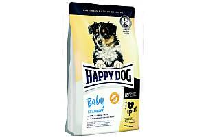 Сухой корм Happy Dog Baby 1 кг для щенков всех пород с чувствительным пищеварением от 1 до 6 месяцев