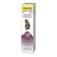 Gimcat «Мальт-Софт-Экстра» 20 г - Паста для вывода комков шерсти у кошек