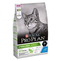 Корм Pro Plan Sterilised Rabbit 10 кг з кроликом для кастрованих котів і стерилізованих кішок