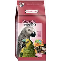 Корм для великих папуг Versele-Laga Prestige Parrots 15 кг