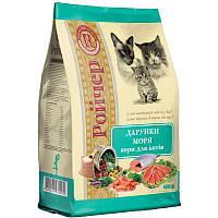 Сухий корм Ройчер дари моря 6 кг для котів і кішок