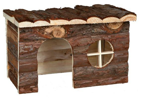 Будиночок для гризунів Jerrik 15х15х14 см