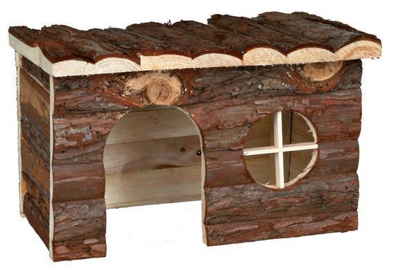 Домик для грызунов Jerrik 15х15х14 см