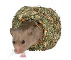 Домик-шар для грызунов (джут) 10 см