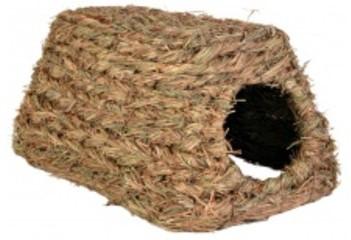 Домик для грызунов (джут) 28 см