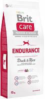 Brit Care Endurance 12 кг - Сухий корм для активних собак всіх порід з качкою і рисом