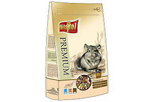 Vitapol Полнорационный премиум корм для шиншилл, мягкая упаковка, 750 г
