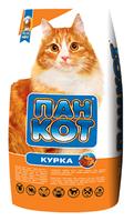 Корм для кішок Пан Кот Курка 10 кг