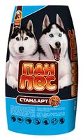 Корм Пан Пес Стандарт 10 кг для дорослих собак зі смаком курки