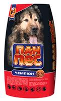 Сухий корм Пан Пес Чемпіон 10 кг для активних собак зі смаком курки