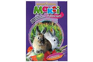 Максі корм кролик, 525 г крейда