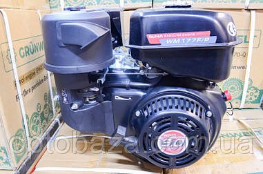 Двигатель Weima GE 177 F-S (вал 25 мм, шпонка) 9,0 л.с