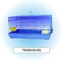 Клетка для кроликов Foshan 58х32х30 см