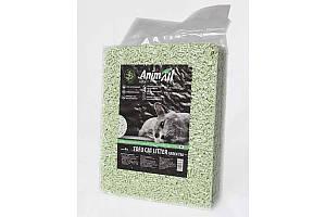 AnimAll Tofu соєвий наповнювач з ароматом зеленого чаю, 6 літрів (2,6 кг)