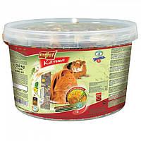 Vitapol (Витапол) Полнорационный корм для Морских свинок 2 кг (ведро 3 л)