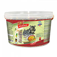 Vitapol (Витапол) Полнорационный корм для Шиншиллы, 2 кг (ведро 3 л)