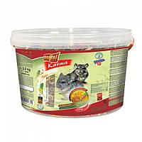 Vitapol (Витапол) Повнораціонний корм для Шиншили, 2 кг (відро 3 л)