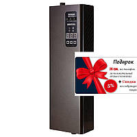 Котел электрический для отопления дома 9 кВт Tenko 380 V Digital DKE