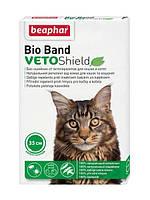 Ошейник для кошек от блох и клещей 35 см Beaphar БИО