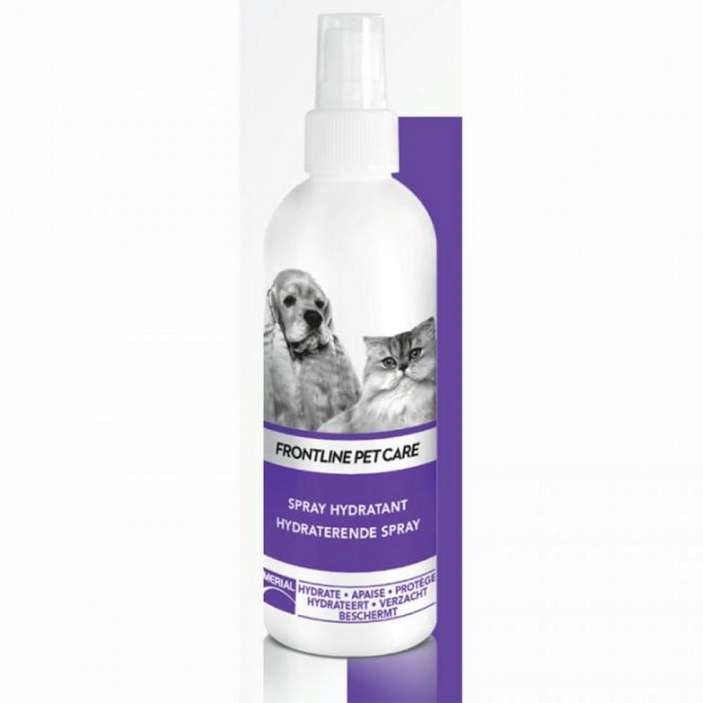 Merial Frontline (Фронтлайн) Pet Care увлажняющий спрей для шерсти, 100 мл.