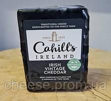 Чеддер ірландський витриманий у воску  63% 200 г Cahill's