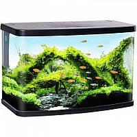 Акваріум 30 літрів 508х254х307 мм, овал, LED світло, фільтр, Resun VISION VS-30