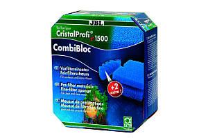 Запасна частина фільтруючий матеріал, губка для фільтра е1500 / 1, JBL Комбіблок