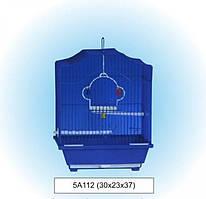 Клетка для птиц Foshan (Фошан) 5А 112 (30х23х37см).