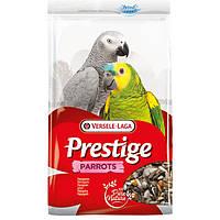 Versele-Laga Prestige Parrots ВЕРСЕЛЕ-ЛАГА ПРЕСТИЖ КРУПНЫЙ ПОПУГАЙ корм для крупных попугаев, зерновая смесь