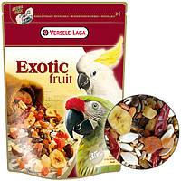Versele-Laga Prestige Premium Parrots Exotic Fruit Mix ВЕРСЕЛЕ-ЛАГА ЭКЗОТИЧЕСКИЕ ФРУКТЫ зерновая смесь с